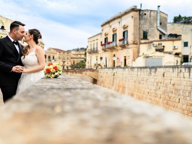 Il matrimonio di Francesco e Myrhiam a Pozzallo, Ragusa 17