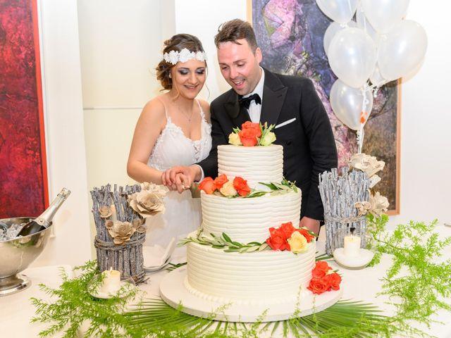 Il matrimonio di Francesco e Myrhiam a Pozzallo, Ragusa 22