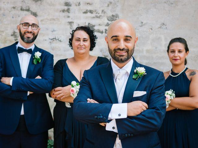 Il matrimonio di Giovanni e Sarah a Villarbasse, Torino 2