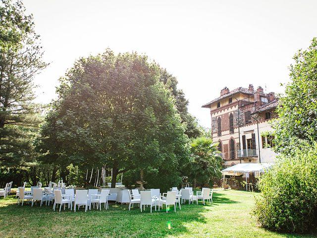 Il matrimonio di Giovanni e Sarah a Villarbasse, Torino 18