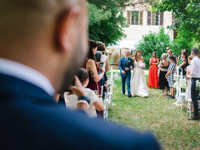 Il matrimonio di Giovanni e Sarah a Villarbasse, Torino 21