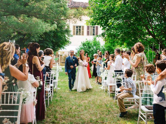 Il matrimonio di Giovanni e Sarah a Villarbasse, Torino 22