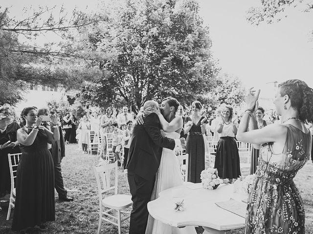 Il matrimonio di Giovanni e Sarah a Villarbasse, Torino 25