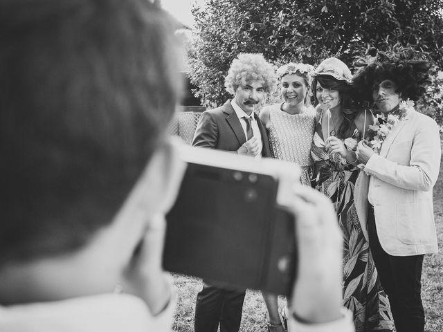 Il matrimonio di Giovanni e Sarah a Villarbasse, Torino 34