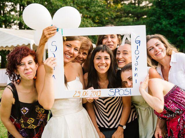 Il matrimonio di Giovanni e Sarah a Villarbasse, Torino 35