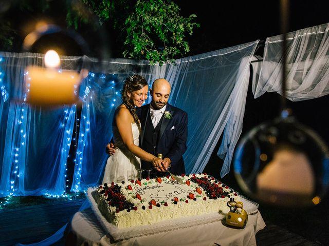 Il matrimonio di Giovanni e Sarah a Villarbasse, Torino 39