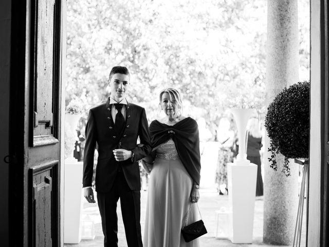 Il matrimonio di Andrea e Michela a Miradolo Terme, Pavia 19