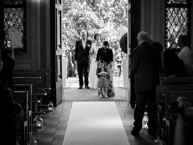 Il matrimonio di Andrea e Michela a Miradolo Terme, Pavia 21