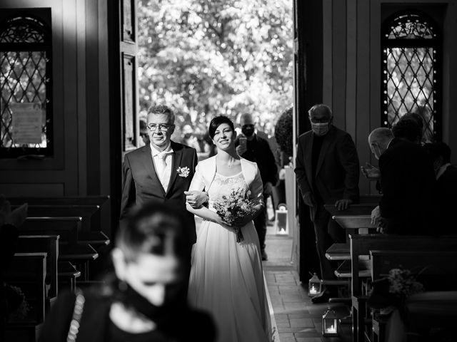 Il matrimonio di Andrea e Michela a Miradolo Terme, Pavia 23