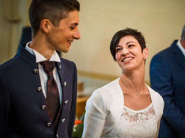 Il matrimonio di Andrea e Michela a Miradolo Terme, Pavia 24