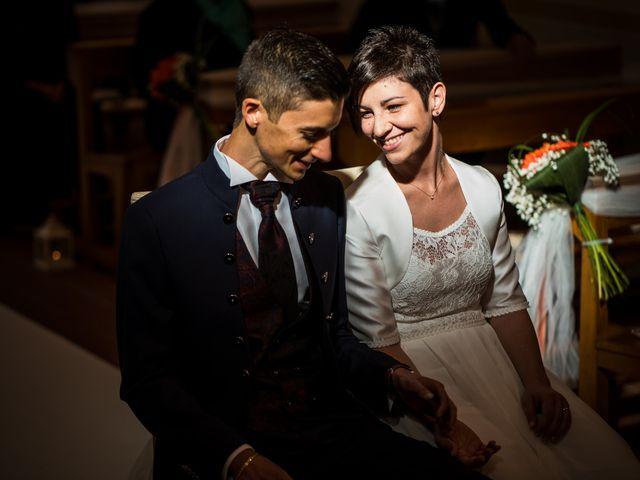Il matrimonio di Andrea e Michela a Miradolo Terme, Pavia 30