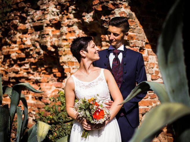 Il matrimonio di Andrea e Michela a Miradolo Terme, Pavia 35