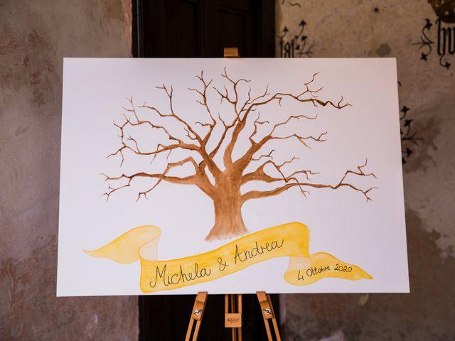 Il matrimonio di Andrea e Michela a Miradolo Terme, Pavia 39