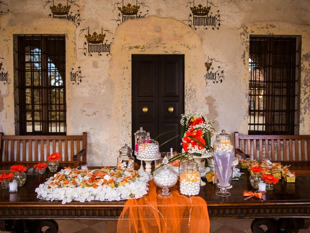Il matrimonio di Andrea e Michela a Miradolo Terme, Pavia 41