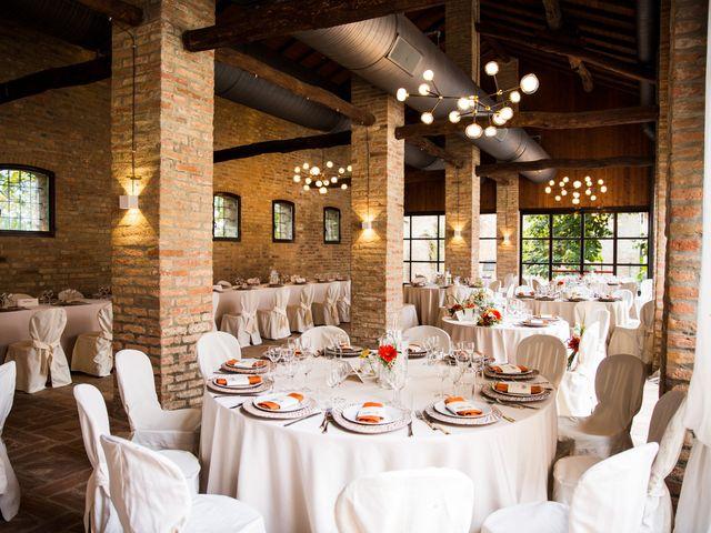 Il matrimonio di Andrea e Michela a Miradolo Terme, Pavia 43