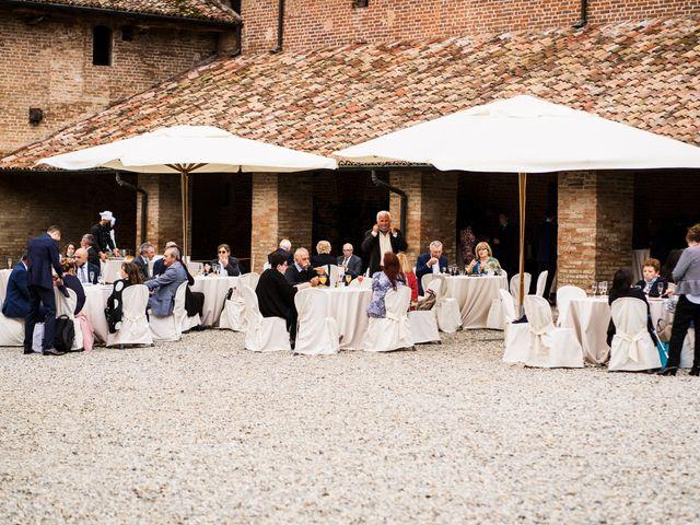 Il matrimonio di Andrea e Michela a Miradolo Terme, Pavia 45