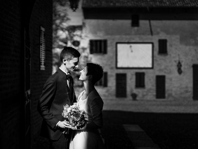 Il matrimonio di Andrea e Michela a Miradolo Terme, Pavia 46