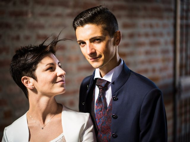 Il matrimonio di Andrea e Michela a Miradolo Terme, Pavia 48