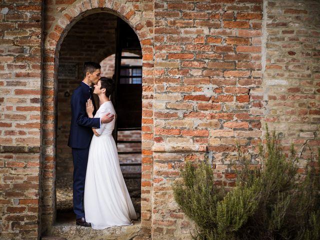 Il matrimonio di Andrea e Michela a Miradolo Terme, Pavia 49