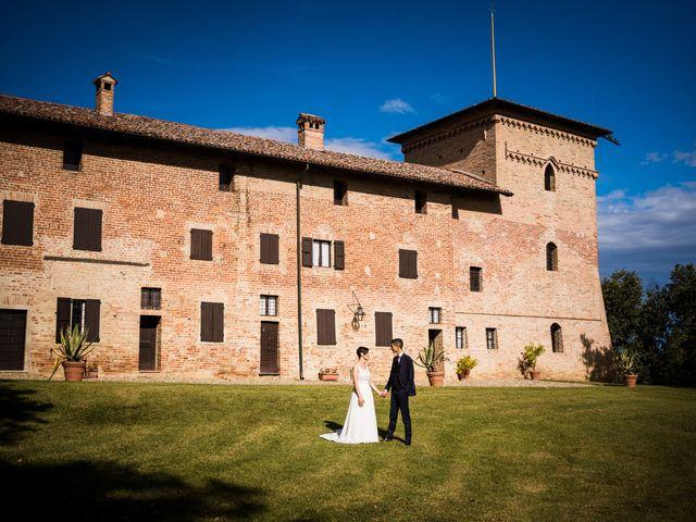 Il matrimonio di Andrea e Michela a Miradolo Terme, Pavia 50