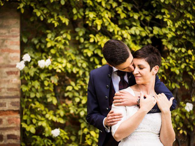 Il matrimonio di Andrea e Michela a Miradolo Terme, Pavia 52