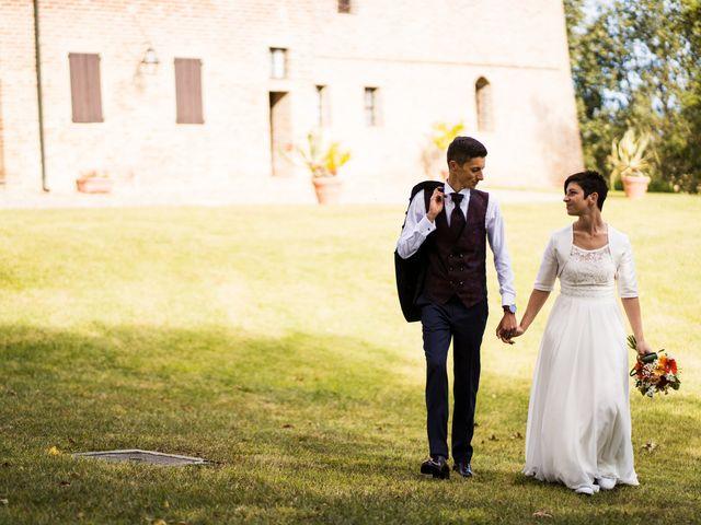 Il matrimonio di Andrea e Michela a Miradolo Terme, Pavia 53