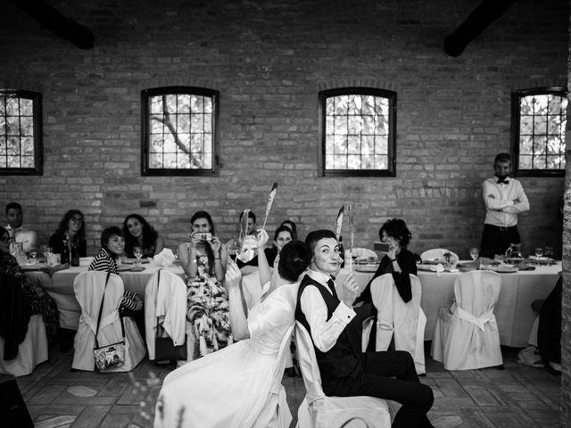 Il matrimonio di Andrea e Michela a Miradolo Terme, Pavia 57