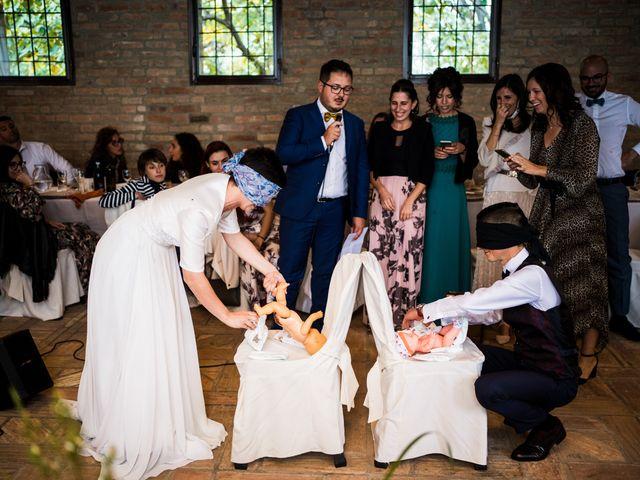 Il matrimonio di Andrea e Michela a Miradolo Terme, Pavia 58