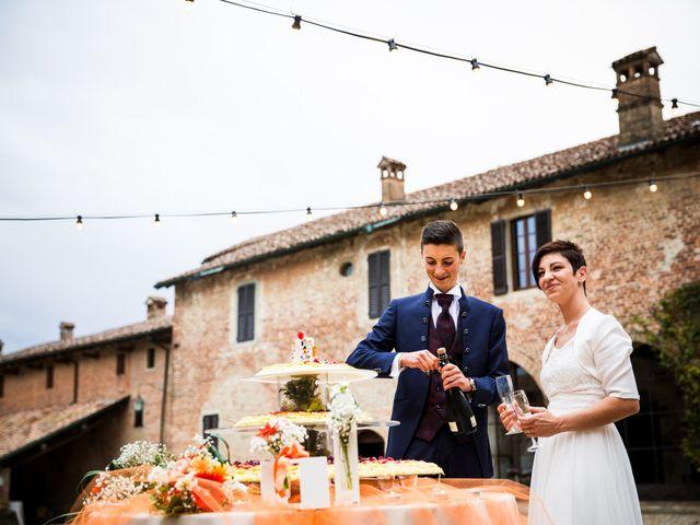 Il matrimonio di Andrea e Michela a Miradolo Terme, Pavia 61