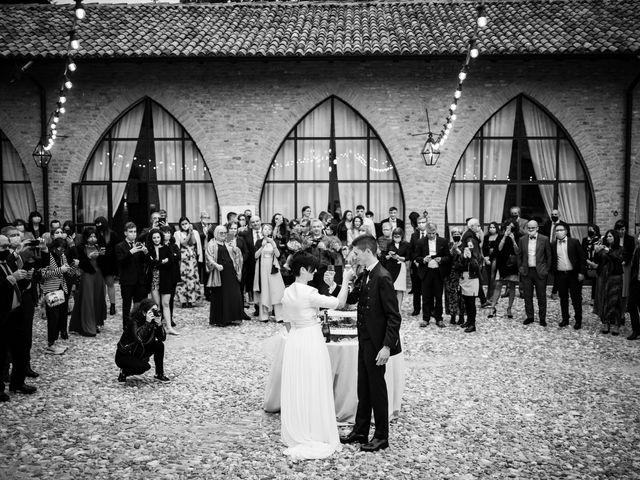 Il matrimonio di Andrea e Michela a Miradolo Terme, Pavia 62