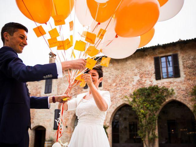 Il matrimonio di Andrea e Michela a Miradolo Terme, Pavia 64