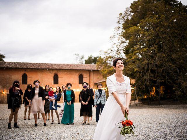 Il matrimonio di Andrea e Michela a Miradolo Terme, Pavia 66