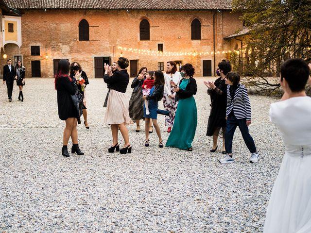 Il matrimonio di Andrea e Michela a Miradolo Terme, Pavia 67