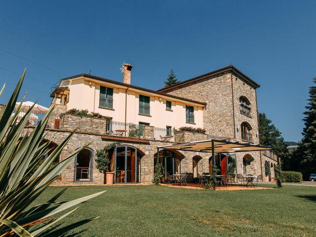 Il matrimonio di Chai e Alessandra a Pontremoli, Massa Carrara 2