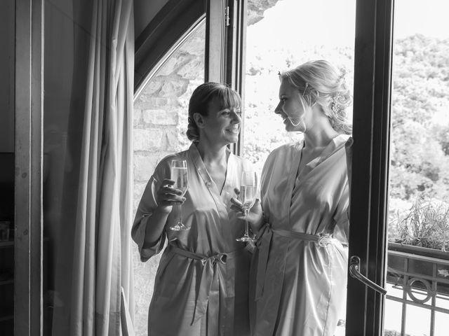 Il matrimonio di Chai e Alessandra a Pontremoli, Massa Carrara 8