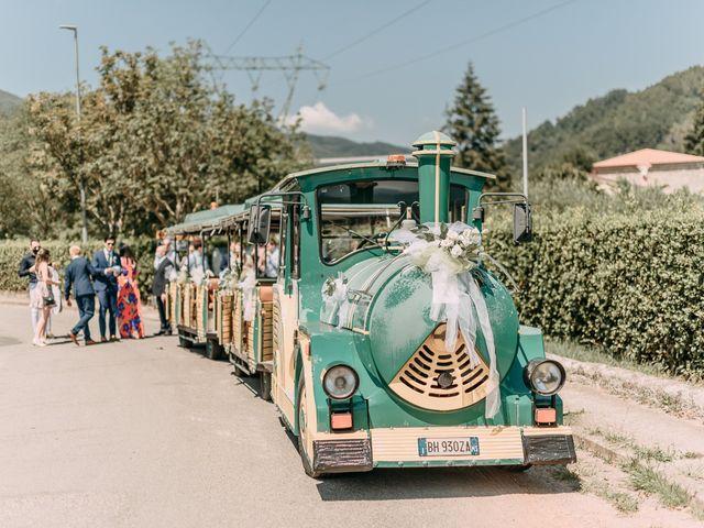 Il matrimonio di Chai e Alessandra a Pontremoli, Massa Carrara 21