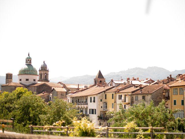 Il matrimonio di Chai e Alessandra a Pontremoli, Massa Carrara 22