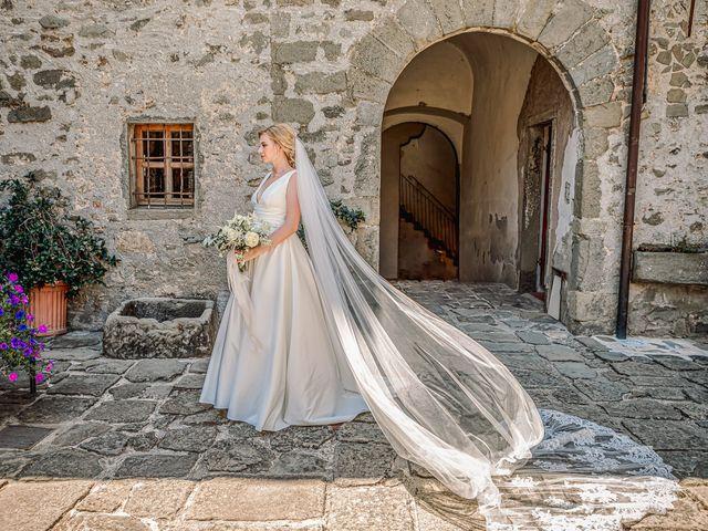 Il matrimonio di Chai e Alessandra a Pontremoli, Massa Carrara 23