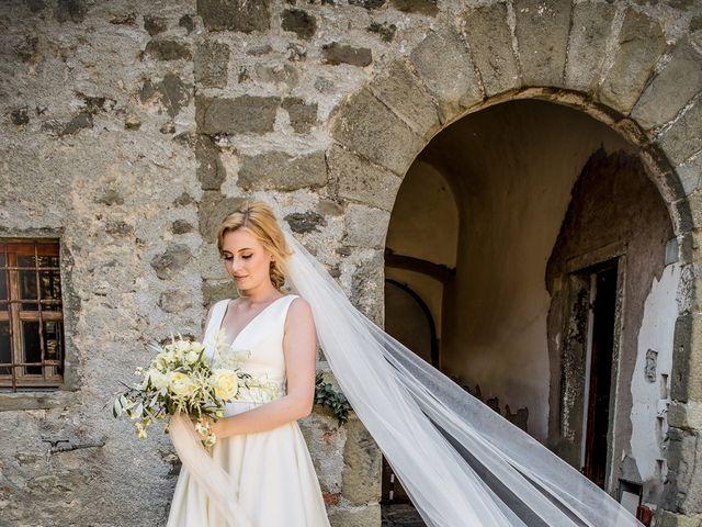 Il matrimonio di Chai e Alessandra a Pontremoli, Massa Carrara 24