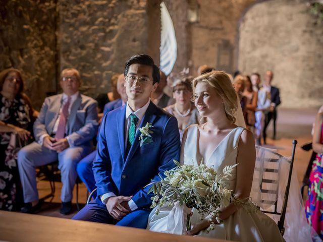 Il matrimonio di Chai e Alessandra a Pontremoli, Massa Carrara 27