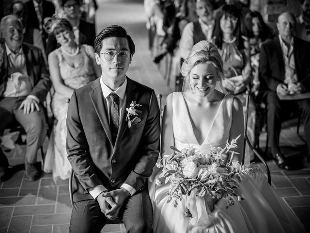 Il matrimonio di Chai e Alessandra a Pontremoli, Massa Carrara 28