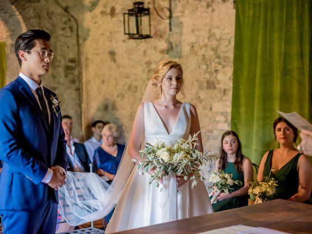 Il matrimonio di Chai e Alessandra a Pontremoli, Massa Carrara 30