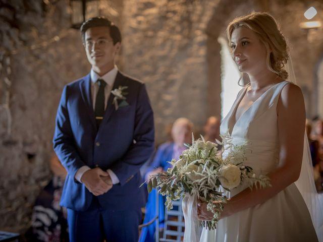 Il matrimonio di Chai e Alessandra a Pontremoli, Massa Carrara 31
