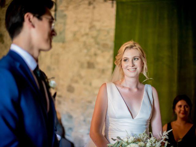 Il matrimonio di Chai e Alessandra a Pontremoli, Massa Carrara 32