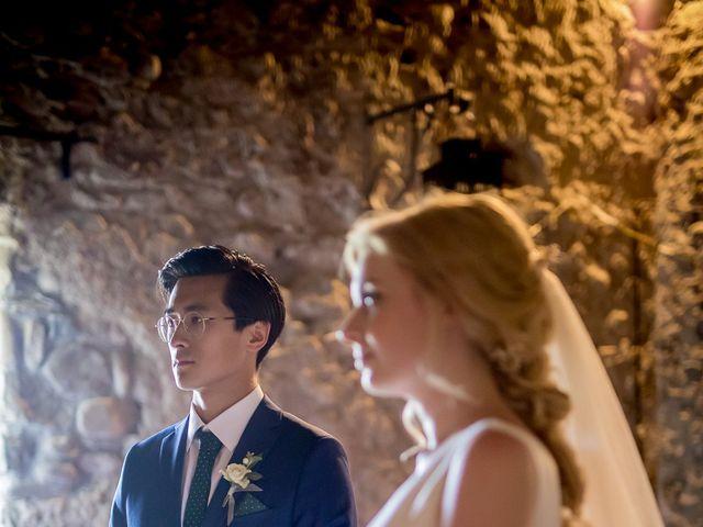 Il matrimonio di Chai e Alessandra a Pontremoli, Massa Carrara 33