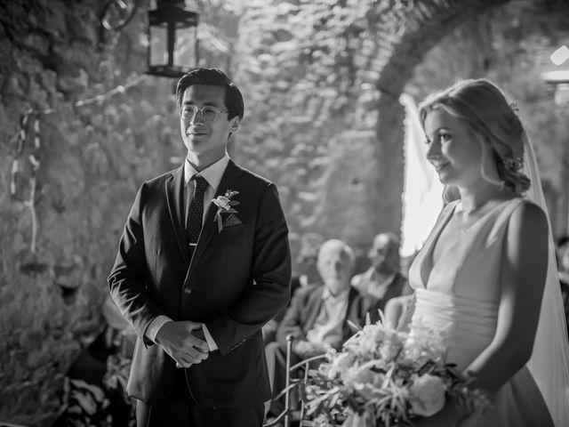 Il matrimonio di Chai e Alessandra a Pontremoli, Massa Carrara 34