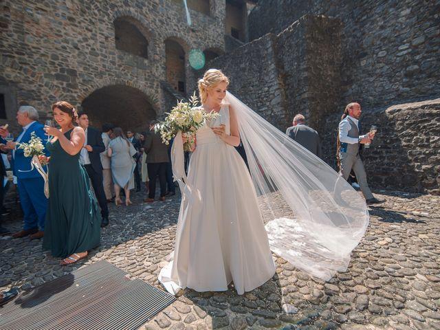 Il matrimonio di Chai e Alessandra a Pontremoli, Massa Carrara 38