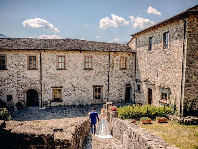 Il matrimonio di Chai e Alessandra a Pontremoli, Massa Carrara 39