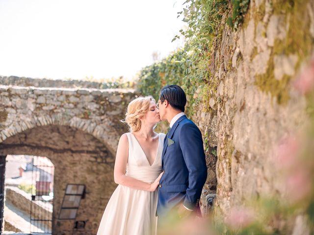 Il matrimonio di Chai e Alessandra a Pontremoli, Massa Carrara 41