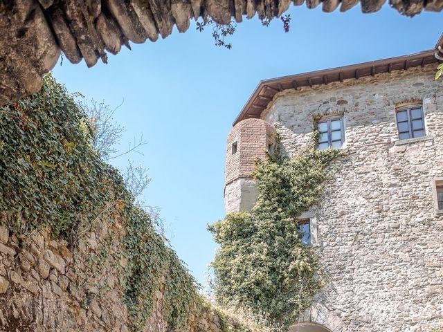 Il matrimonio di Chai e Alessandra a Pontremoli, Massa Carrara 43